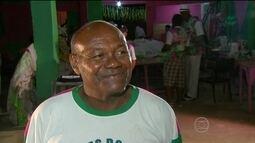 Presidente da Rebeldes do Samba fundou escola aos 13 anos de idade