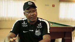 Universo Santástico - Serginho Chulapa fala da idolatria que conseguiu no Santos