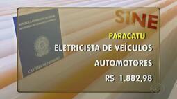 Sine de Paracatu divulga vagas de emprego com salário de mais de R$ 2 mil