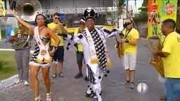 Blocos e ritmos se multiplicam no carnaval de rua em Mossoró e Natal