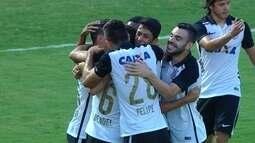 O gol de Audax-SP 0 x 1 Corinthians pela 2ª rodada do Campeonato Paulista
