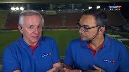 Milton Leite e Noriega comentam empate entre Palmeiras e São Bento pelo Paulista