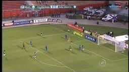 São Bento empata com Palmeiras no Campeonato Paulista
