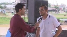 Presidente da FGB, Rodrigo Forneck, fala sobre eleição da nova rainha do Carnaval