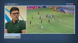 Ricardo Rocha diz que Jorge é a maior revelação do futebol brasileiro