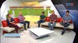 Raphael Rezende opina que o Palmeiras tem o melhor elenco do Brasil