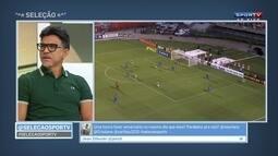 Ricardo Rocha critica declaração de Marcelo Oliveira sobre leandro almeida