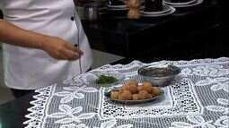 Aprenda a fazer uma receita com caranguejo e açaí