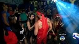 Fãs do carnaval, amigos de Sorocaba curtirão festa em Minas Gerais