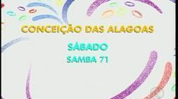 MGTV detalha programação de carnaval no Triângulo Mineiro