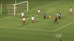 Maranhão garante vaga nas semifinais do primeiro turno do futebol