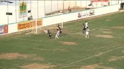 No Alto Sertão da PB, O Botafogo venceu o Sousa de virada