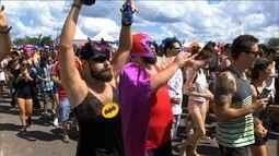Blocos em Brasília devem reunir um milhão de foliões no carnaval