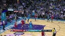 Confira os melhores momentos de Washington Wizards 104 x 108 Charlotte Hornets pela NBA
