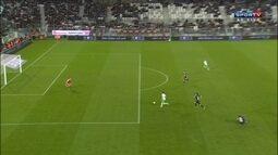 Os gols de Bordeaux 1 x 4 Saint-Étienne pela 25ª rodada do Campeonato Francês