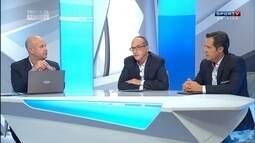 Lédio e Lino analisam contratação de Balbuena pelo Corinthians