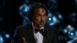 Diretor de 'O Regresso' recebe prêmio do Sindicato de Diretores de Hollywood