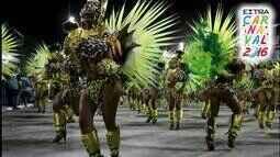 Perdeu a primeira noite de desfiles? Confira os melhores momentos