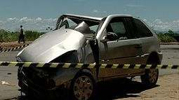 Lavrador morre e quatro pessoas ficam feridas em acidente na ES-257