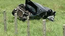Jovem morre em acidente de carro em Linhares, Norte do ES