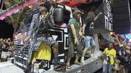 Carlinhos Brown leva Sepultura para o carnaval de Salvador