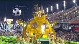 Grande Rio - Compacto do desfile de 07/02/2016
