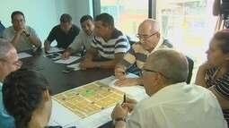 Comerciantes discutem sobre obras no Centro de Manaus