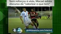 Confira os destaques do Globoesporte.com da Inter TV desta segunda-feira