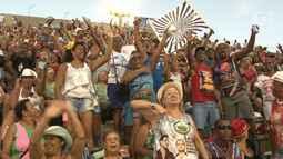 Portelenses também já estão presentes na Sapucaí