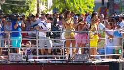 Veja alguns dos destaques do quinto dia de carnaval no Campo Grande