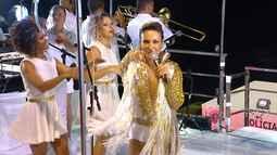 Confira como foi o desfile dos artistas no circuito Dodô na segunda (08) de carnaval