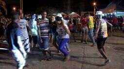 Quase 10 mil pessoas curtem a noite de carnaval em N. Sra do Livramento