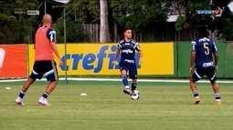 Palmeiras já se prepara para estreia na Libertadores e deve poupar time no paulista