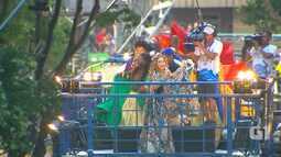 Daniela Mercury canta 'Alfabeto do Negão' no Campo Grande