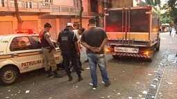 Jovem morre após ser espancado no centro de Belo Horizonte