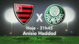 Confira os jogos desta quarta-feira no Campaeonato Paulista