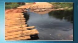 Com problemas em pontes, moradores e turistas ficam ilhados na região pantaneira