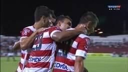 Os gols de Linense 2 x 2 Ponte Preta pela 3ª rodada do Campeonato Paulista