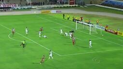 Veja o gol da vitória do CRB sobre o CSE, por 1 a 0, pela 5ª rodada do Campeonato Alagoano