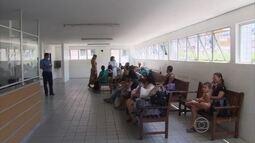 Pacientes procuram emergência do IMIP com sintomas de vômito e diarreia