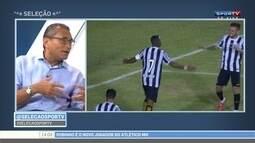 PC Vasconcellos diz que Robinho vai ocupar lugar de Ronaldinho Gaúcho no Atlético-MG