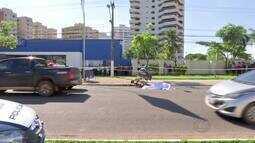 Na capital, dois homens são mortos em plena avenida do cpa