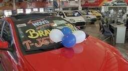Mercado de carros novos no DF começa 2016 em marcha lenta