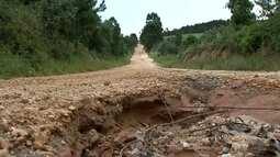 Produtores rurais 'sonham' com pavimentação em rodovia em Capão Bonito