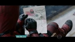Anti-herói Deadpool é dica de cinema do G1 para o fim de semana