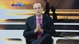 Renato Igor comenta o caso dos gambás encontrados em um restaurante da capital