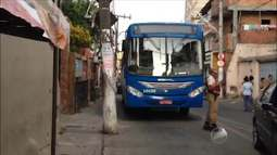 Adolescente é morto dentro de ônibus no Engenho Velho da Federação, em Salvador