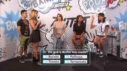 Fã de Anitta participa de quiz para tentar conhecer a ídola