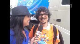 Pedro Luís diz que espera muito barulho para desfile do Monobloco e garante novidade