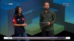 Rachel Loh, engenheira da Stock Car é a convidada do SporTVNews